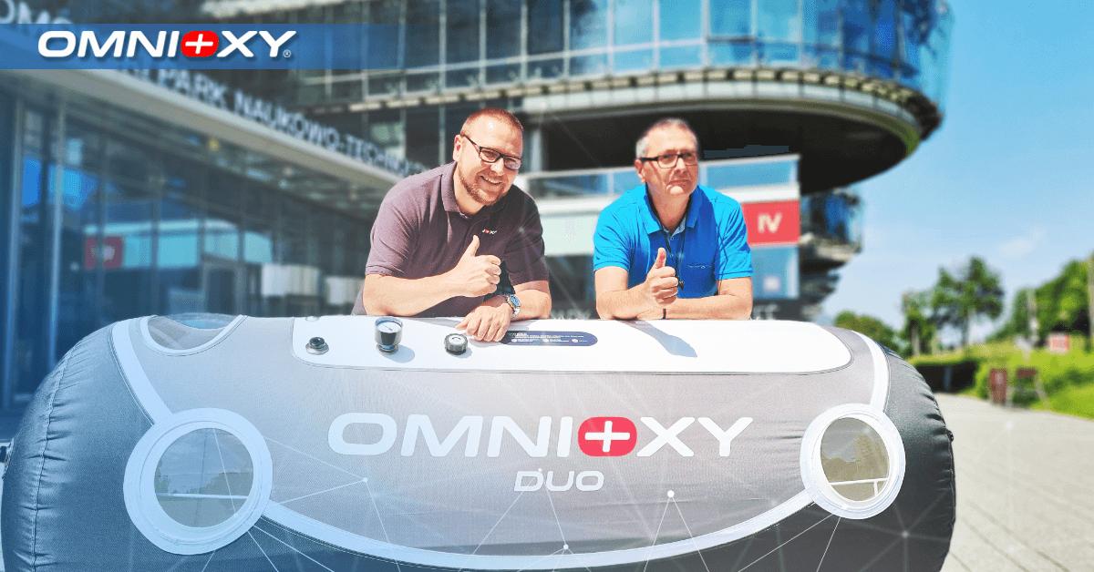 Omnioxy staje się spółką akcyjną - OMNIOXY S.A.