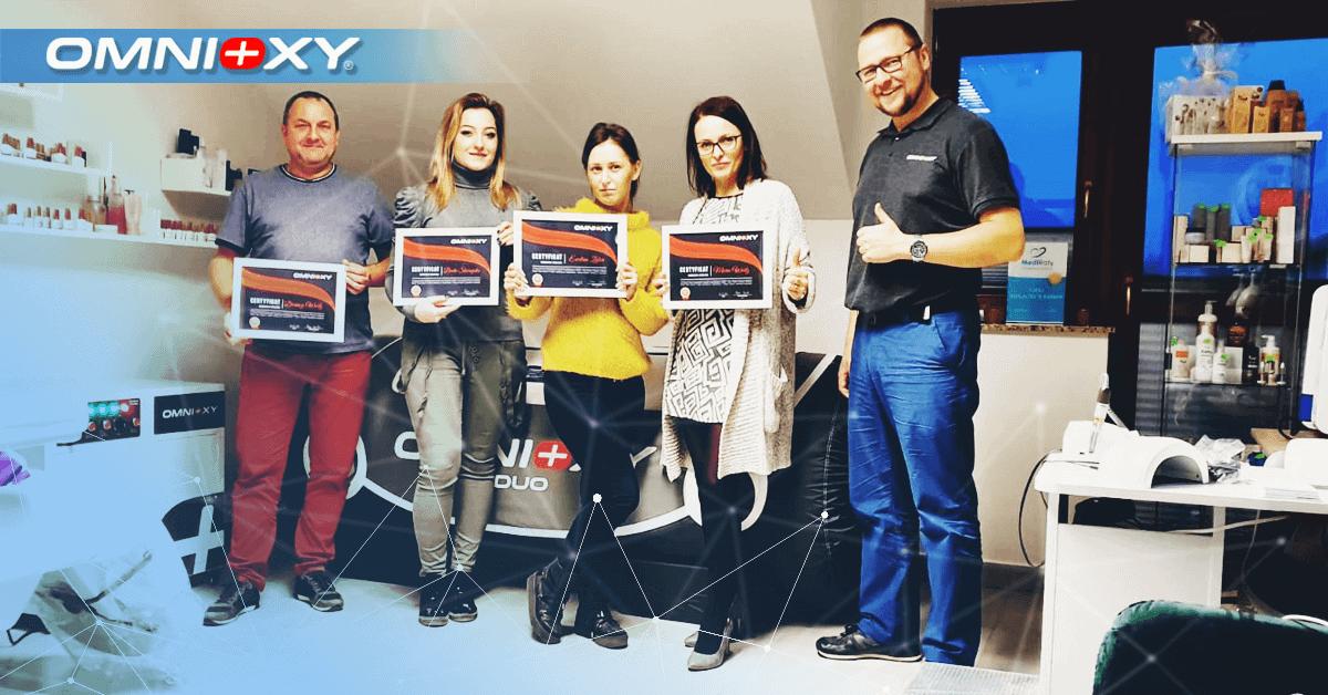 Komora hiperbaryczna OMNIOXY już w Sandomierzu