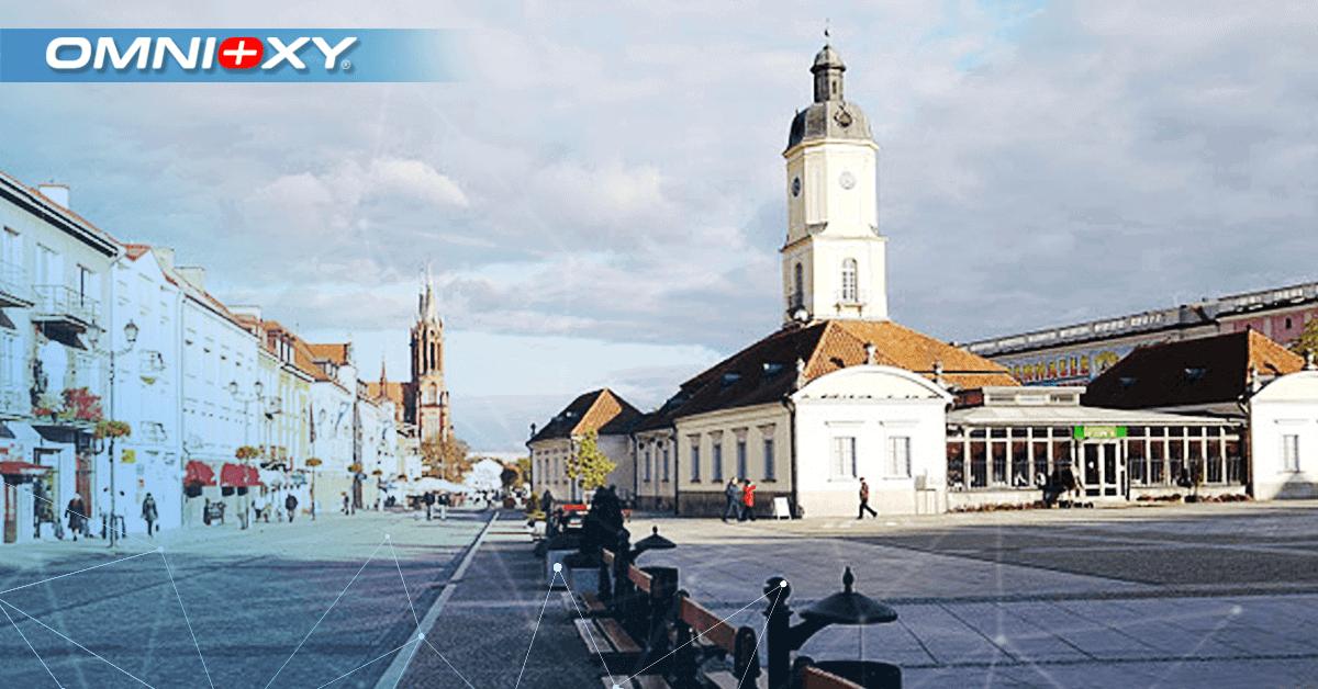 Białystok z komorą hiperbaryczną OMNIOXY DUO