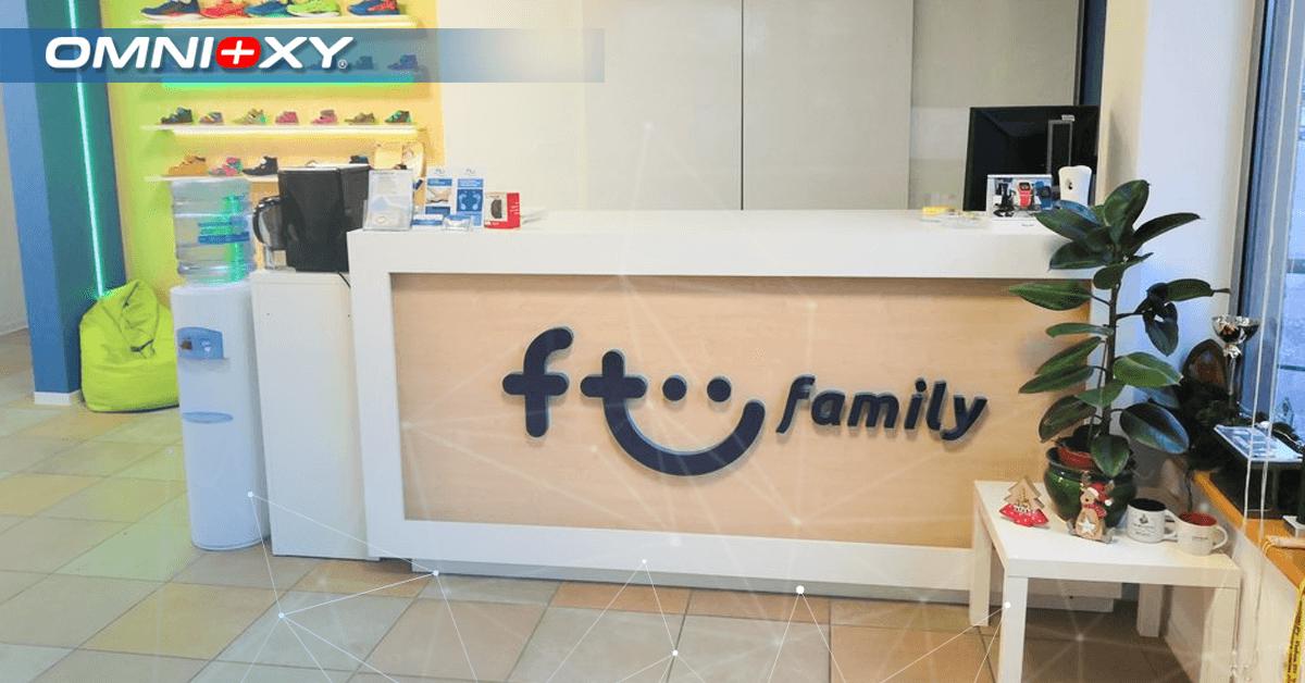 Instalacja w Fittest Family w Gorzowie Wielkopolskim