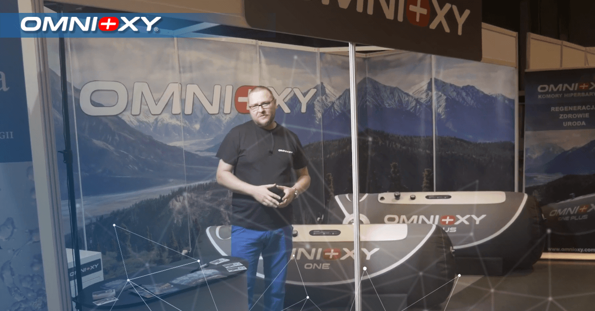 OMNIOXY na Targach REHexpo 2019 i premiera naszych komór hiperbarycznych