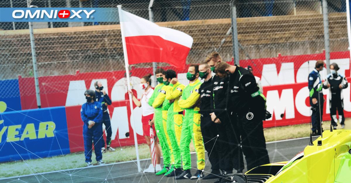 Komora hiperbaryczna OMNIOXY, Szczepan Figat i wyścig LeMans24