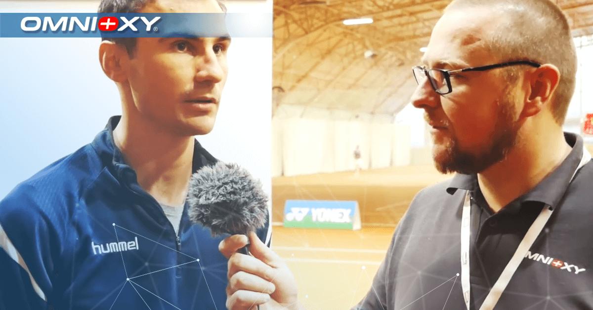 OMNIOXY na Konferencji European Tennis Fitness Workshop 2019